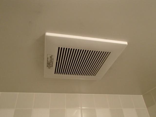 パナソニック 浴室換気扇取替工事(名古屋市緑区)