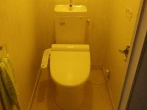 トイレ取替工事(名古屋市北区)