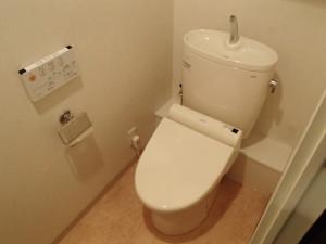 トイレ取替工事(名古屋市名東区)