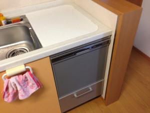 食洗機取替工事(みよし市)