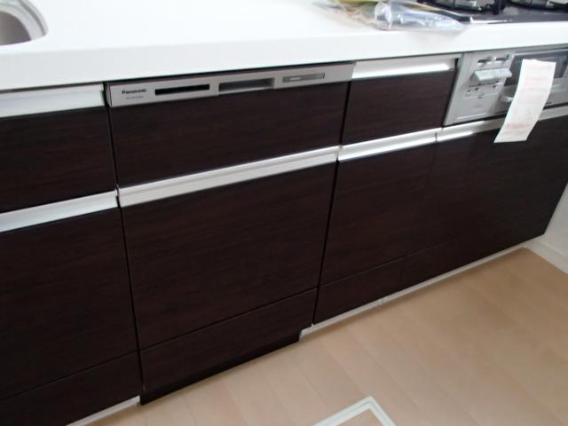 食洗機新設工事(名古屋市緑区)