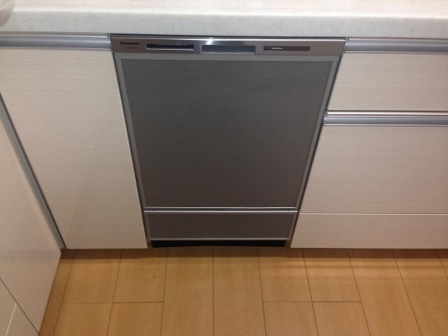 食洗機新設工事(名古屋市西区)