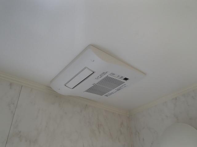 浴室暖房乾燥機新設工事(名古屋市天白区)