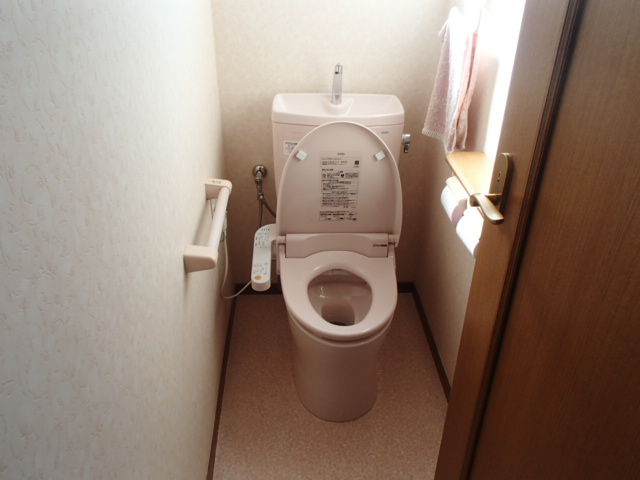 TOTOトイレ取替工事(名古屋市守山区)