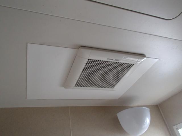 浴室換気扇取替工事(みよし市)