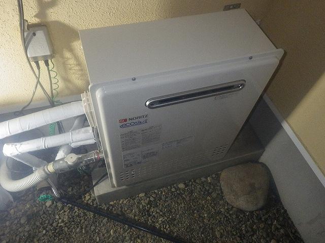 エコジョーズGT-C2452SARX-2BL取付工事(犬山市)施工事例