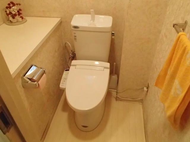 トイレ取替工事(名古屋市千種区)