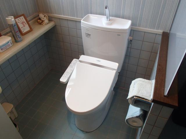 トイレ取替工事(名古屋市緑区大高町)