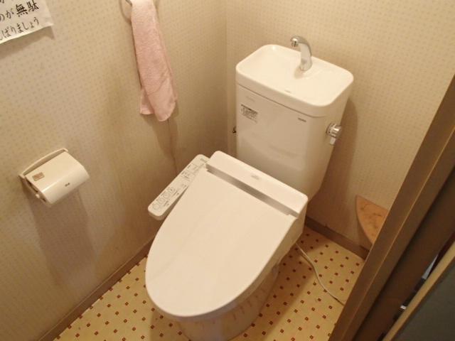 トイレ取替工事(名古屋市西区上名古屋)